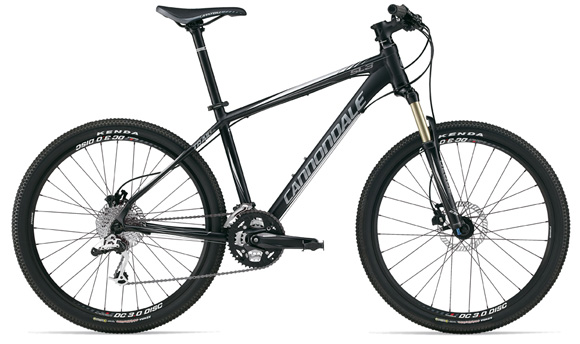 2011 Cannondale TRAIL SL 3
