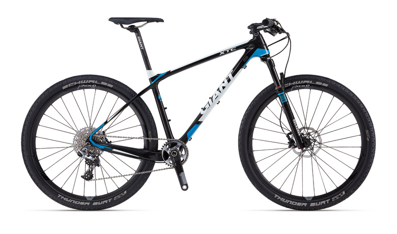 2014 Giant Bicycle [XTC ADVANCED 27.5 0 TEAM]