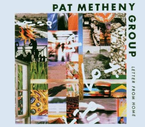 Amazon.co.jp: Letter From Home: Pat Metheny: 音楽
