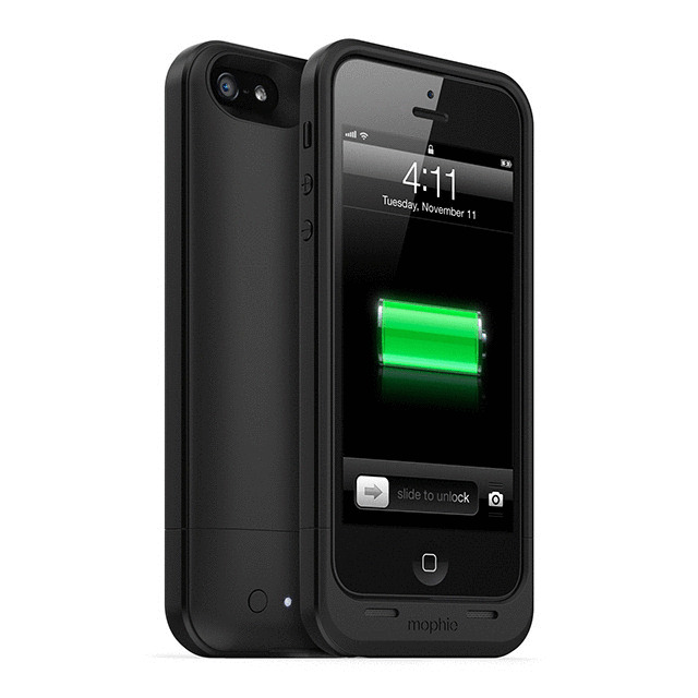 【iPhone5 ケース】Juice Pack air for iPhone 5 ブラック : Mophie : ケース | UNiCASE