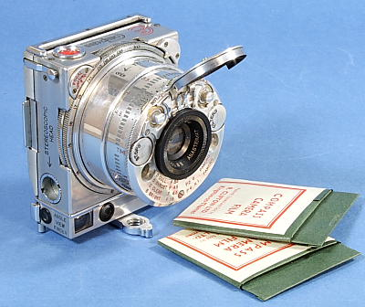 Compass II - Antique and Vintage Cameras