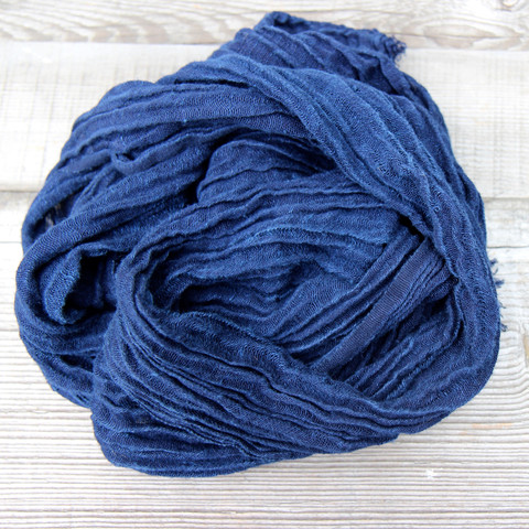 GREI. Indigo Selvedge Scarf – The Reed
