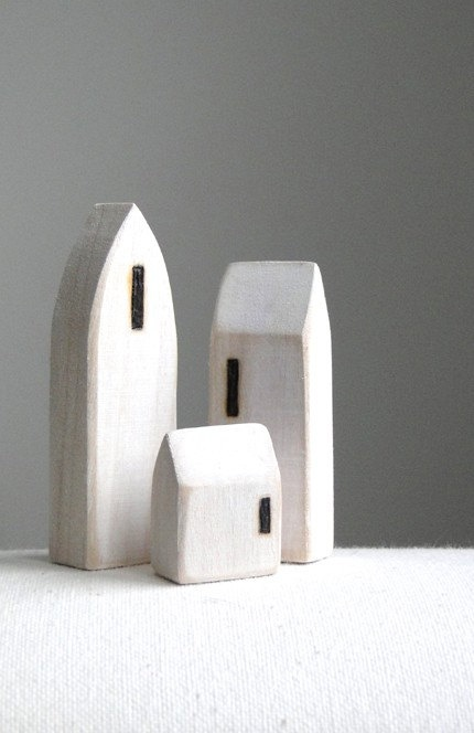 houses. | Ceramic and Pottery Love | Pinterest