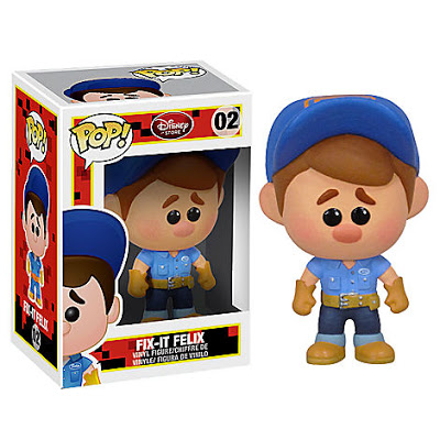 JAFO's NEWS - the FUN in FunKo: Funko NEWS - Wreck It Ralph POP!s