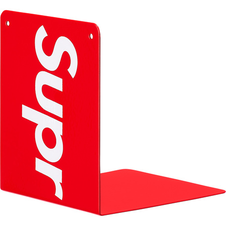 Supreme: Bookends (Set of 2) - Red