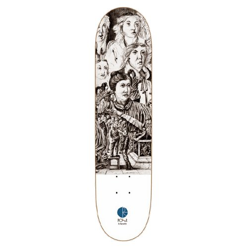POLAR - FINE ART - Untitled Graphite (8 X 31.875) - Growth skateboard elements