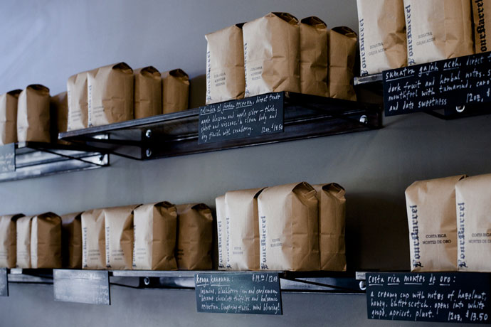 FOURBARREL : Coffees