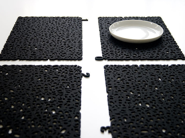 NUMBERS PLACEMATS   Little Factory