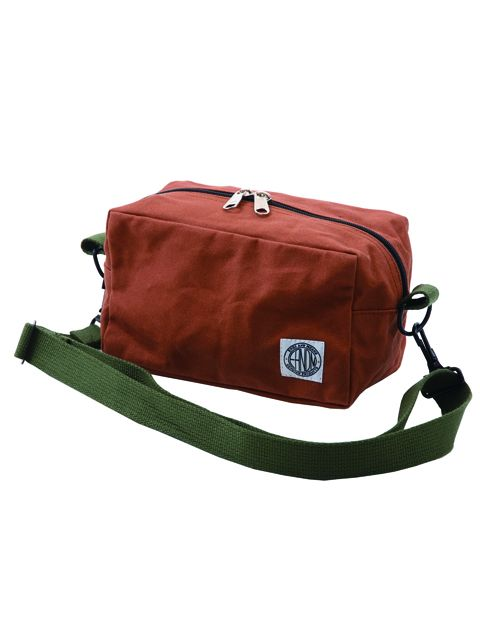 ENDS and MEANS Travel Pouch Standard | DOCKLANDS Store
