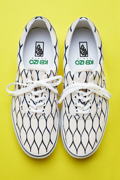 KENZO X VANS: ABOUT TO SKATE IN! PRE-ORDER - OPENING CEREMONY