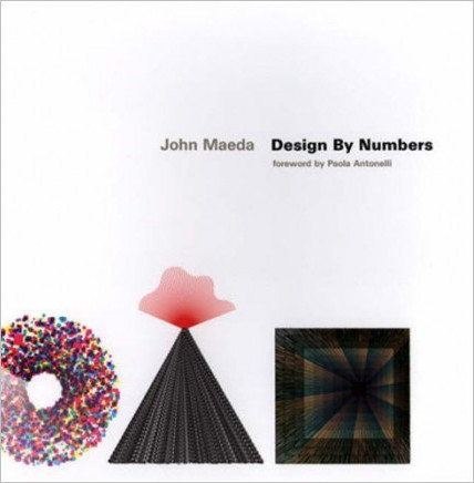 The Book Cover Archive: Design By Numbers, design by John Maeda