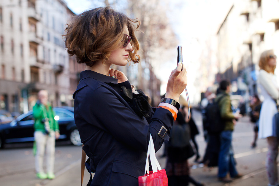 All the Pretty Photographers, Milan « The Sartorialist