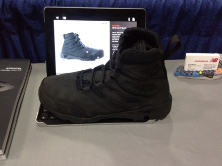 Warrior West – New Balance Abyss USA - Soldier Systems