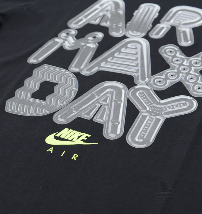 Nike Air Max Day Bubble Tee (702945 010) - Caliroots.com