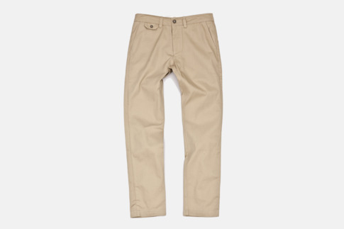 Saturdays Surf NYC | Online Store | Bellows Twill Pant