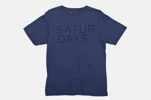 Saturdays Surf NYC | Online Store | Faded T-Shirt