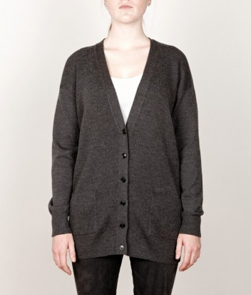 CHAUNCEYSTORE - Merino Honey comb cardigan