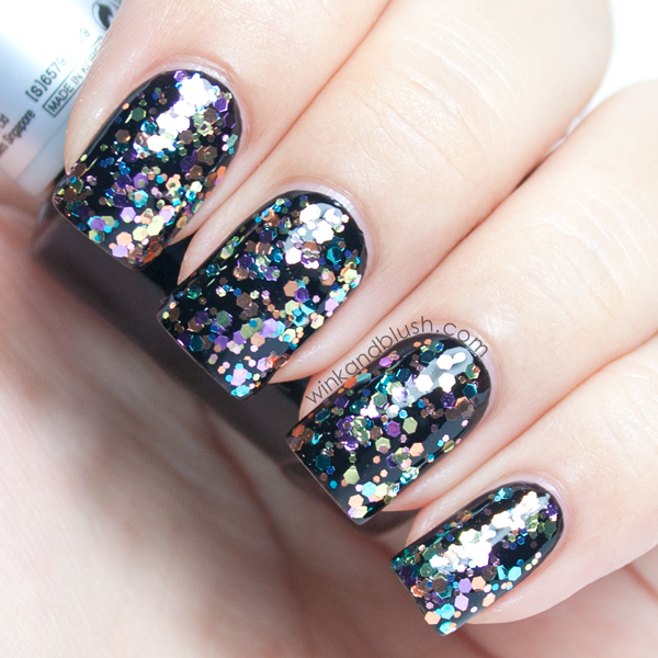 Etude House PPK007 NailPolish Swatches & Review | Wink And Blush