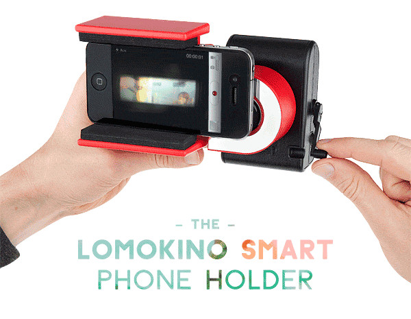 LomoKino Smart Phone Holder - Lomography Shop