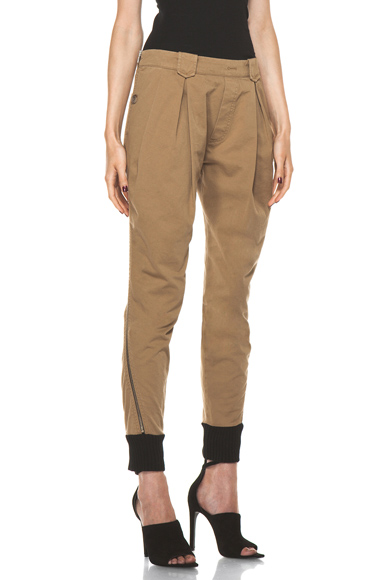 Boy. by Band of Outsiders | Chino Jodhpur in Beige