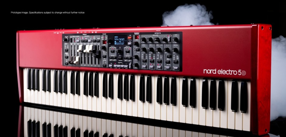 Nord Electro 5 | Nord Keyboards