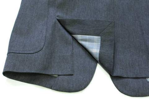 「A VONTADE」2Button Tailor Jacket   BROWN'S