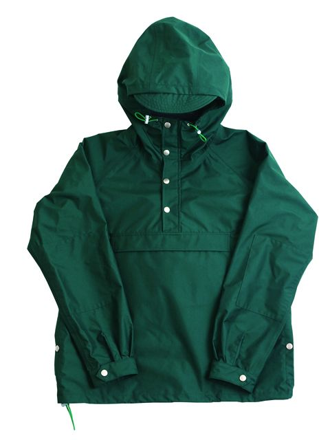 ENDS and MEANS Rain Forest Anorak | DOCKLANDS Store