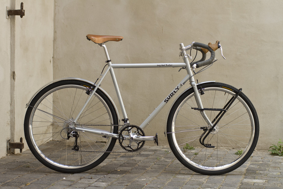 Surly Long Haul Trucker — The Hunt Cycling