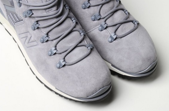 New Balance Releases The Niobium Sneakerboot For The Fall • KicksOnFire.com