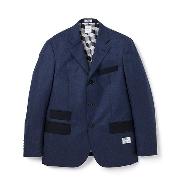 BEDWIN / ベドウィン|3B WOOL TAYLOR JKT「MICHAEL」 - Navy | 通販 - 正規取扱店 | COLLECT STORE / コレクトストア