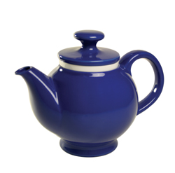 Ginger Teapot with Porcelain Infuser - Chantal Corporation