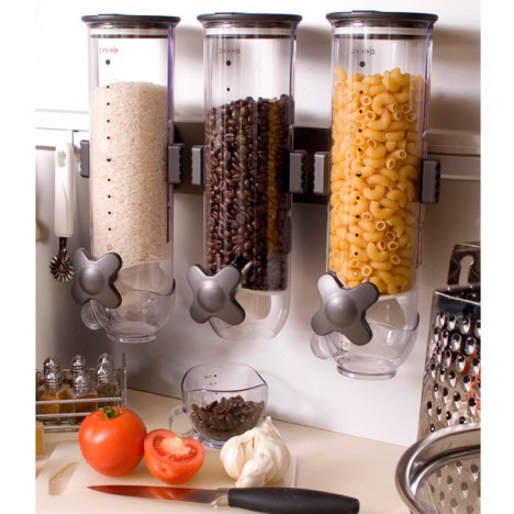 SmartSpace Food Dispenser - Bestsellers - Yanko Design