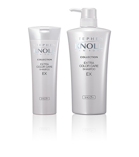 EXTRA COLOR CARE SHAMPOO EX エクストラ カラーケア シャンプー EX | Products 商品一覧:COLLECTION | STEPHEN KNOLL