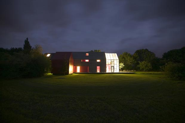 Sliding House by dRMM Architects « CubeMe