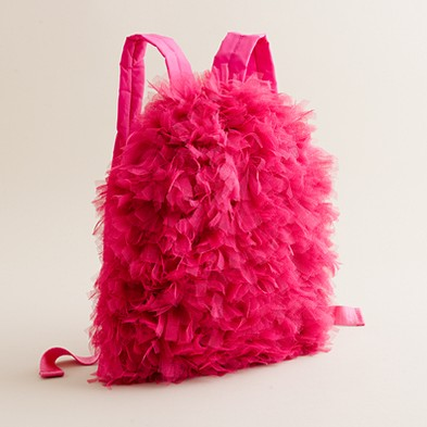 Girl's Shop By Category - recess - Girls' tulle-around backpack - J.Crew