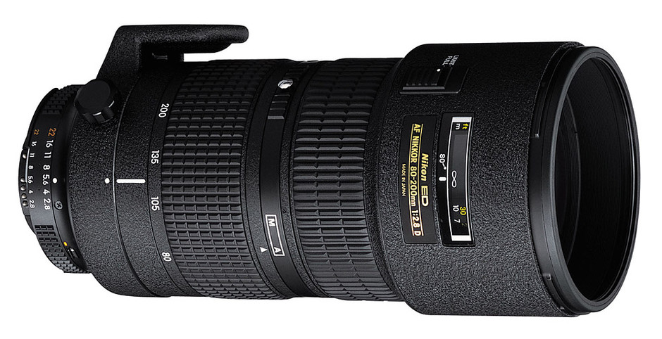 Nikon AF-S 80-200mm f/2.8D IF-ED : Specifications and Opinions [JuzaPhoto]