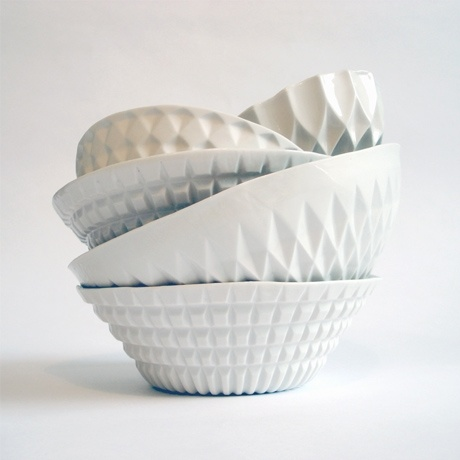 interior ◆ Notions / Verena Stella ceramics - love these!