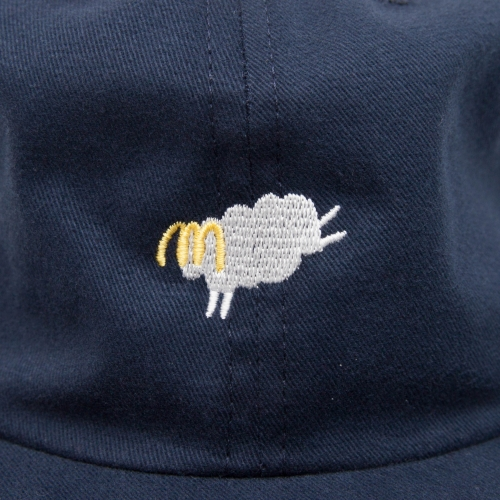 MN Sheep 6 Panel Cap - cup and cone WEB STORE