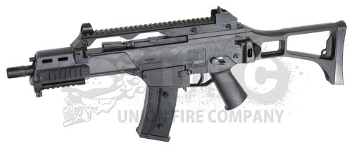 Amazon.co.jp: UMAREX H&K G36C Competition 電動ガン【バッテリー&充電器つき!】: ホビー