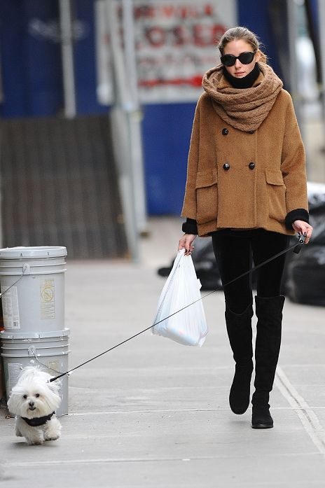 THE OLIVIA PALERMO LOOKBOOK: ☼ Have yourself a ... | Celebrity Style