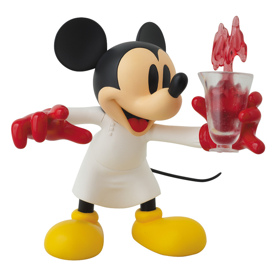 MEDICOM TOY - VCD MICKEY MOUSE(The Worm Turnsより)