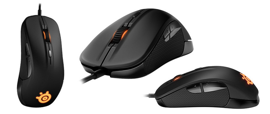 SteelSeries - STEELSERIES INTRODUCES THE RIVAL OPTICAL GAMING MOUSE