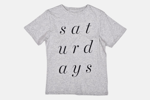 Saturdays Surf NYC | Online Store | Double T-Shirt