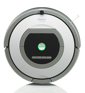 iRobot Roomba 760 floor cleaner robot | Robot Buying Guide