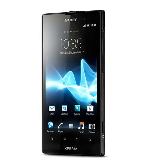 Xperia™ ion | Android smartphone - Sony Smartphones (Global UK English)