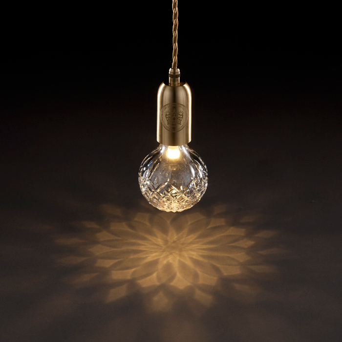 A+R Store - Crystal Bulb Table Light - Product Detail