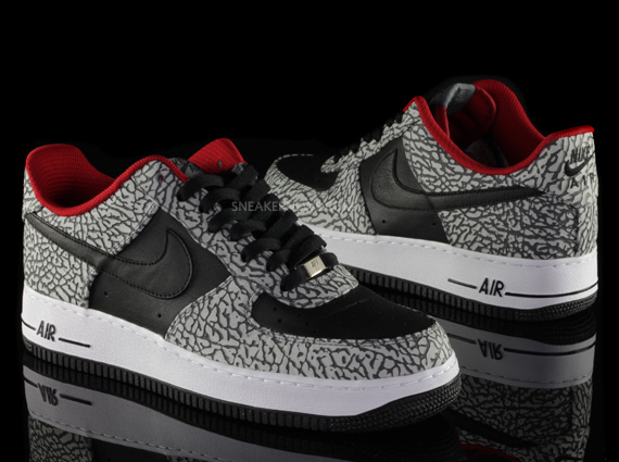 Nike Air Force 1 iD Elephant Print – Sneaker News Editions | The Authority In Sneaker News