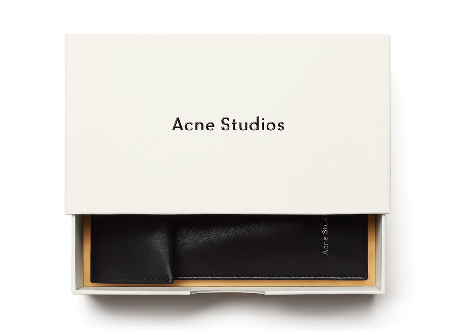Acne Studios - Library black Shop Ready to Wear, Accessories, Shoes and Denim for Men and Women