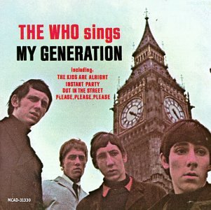 Amazon.com: Who Sings My Generation: Who: Music