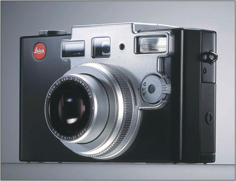 Leica Digilux 1: Digital Photography Review